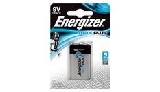 ENERGIZER ® MAX PLUS ™ - 9V
