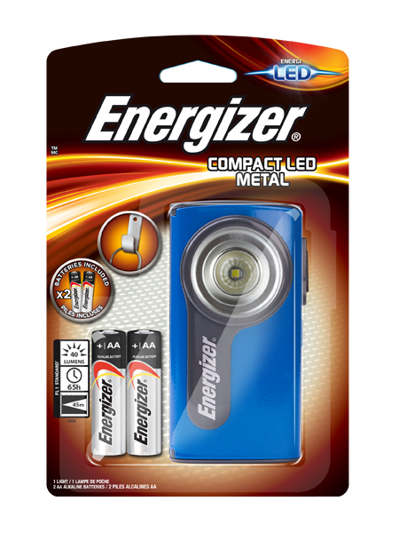 ENERGIZER® COMPACT LED LIGHT
