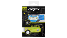 ENERGIZER® Sport Gift Pack