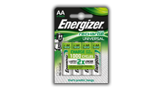 Energizer® Universal Akkus - AA