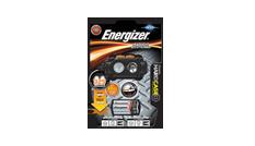 Energizer® Kopflampe mit 5 LEDs und Universalbefestigung