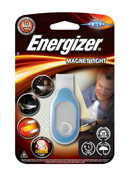 Energizer® Magnet Light