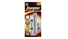 Energizer® ENR Metal LED 2xAA