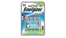 ΜΠΑΤΑΡΙΕΣ ENERGIZER® EcoAdvanced AA
