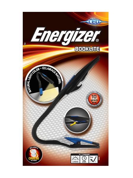 Energizer<sup>®</sup> Booklite