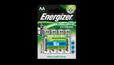 Pilas recargables Energizer® Extreme - AA