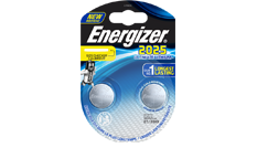 ENERGIZER® ULTIMATE LITHIUM COIN - CR2025