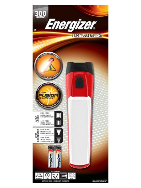 ENERGIZER® Fusion 3in1 Work Tripod