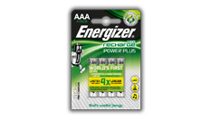 Piles Energizer® Recharge Power Plus - AAA