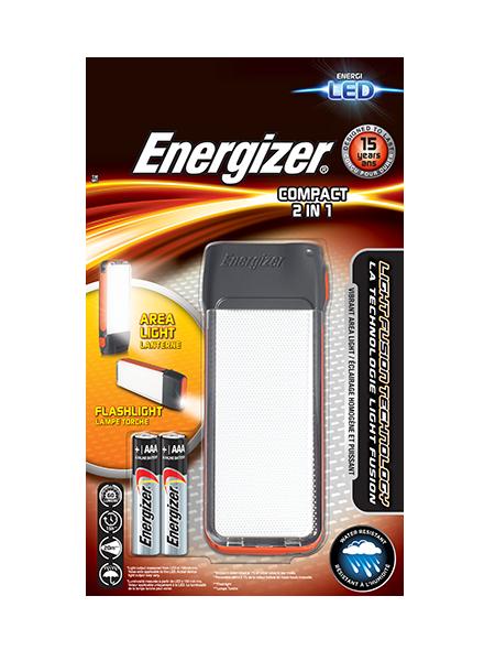 Energizer<sup>®</sup> Fusion Compact 2 en 1