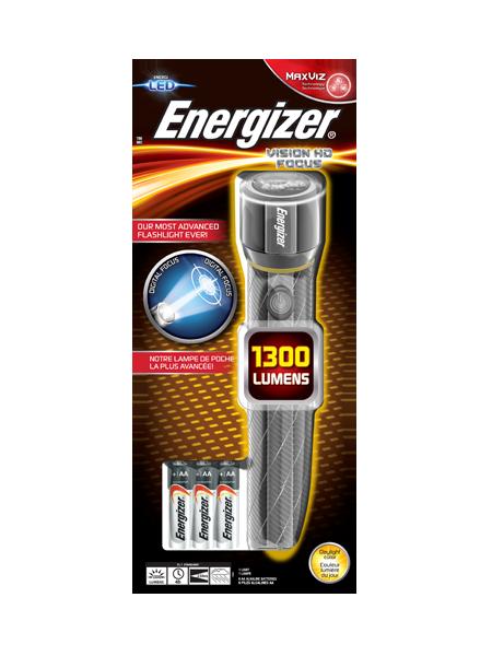 ENERGIZER® METAL VISION HD 6AA