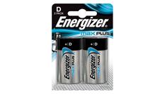 ENERGIZER ® MAX PLUS ™ - D