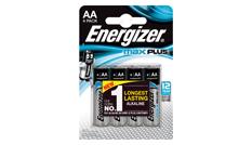 ENERGIZER ® MAX PLUS ™ - AA