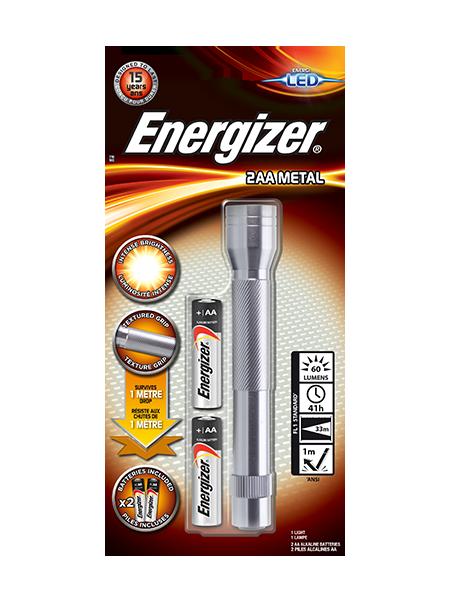 Energizer® Metal 2AA