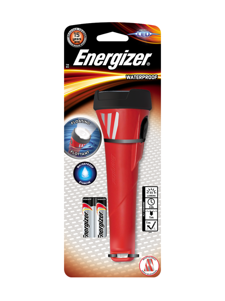 Energizer<sup>&reg;</sup> Waterproof 2AA