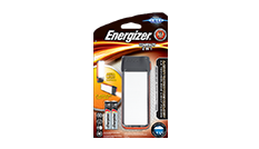 Energizer<sup>®</sup> Fusion Compact 2 in 1