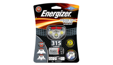 Energizer® Vision HD+ Focus headlight