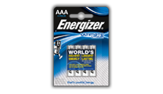 Baterii Energizer® Ultimate Lithium  - AAA