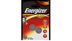 Baterie Energizer® do urządzeń elektronicznych - CR2032