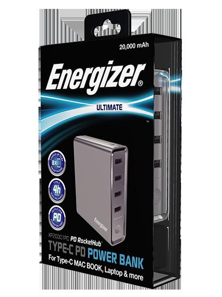 ENERGIZER® POWER BANK