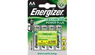 Аккумуляторы Energizer® Power Plus - AA