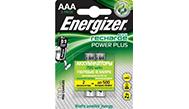 Energizer® Аккумуляторы Power Plus - AAA