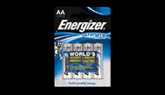 Батарейки Energizer® Ultimate Lithium - AA