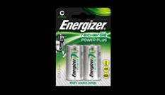 Energizer® Аккумуляторы Power Plus - C