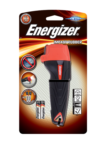 Energizer® Rubber Light 2AAA