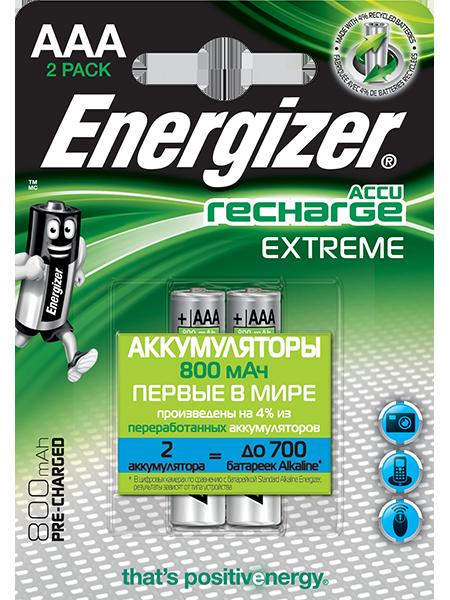 Energizer® Аккумуляторы Extreme – AAA
