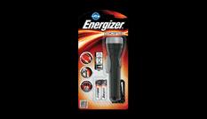 Energizer® 2AA Metal handheld with SASO