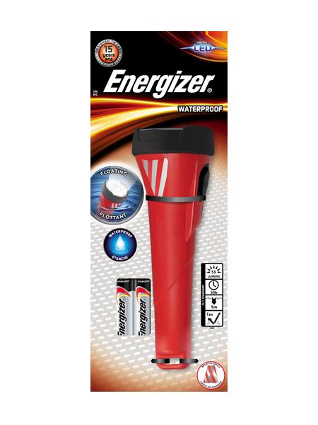 Energizer<sup>&reg;</sup> Waterproof 2AA