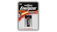 Energizer® Alkaline Power - 9V