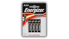 Batterie Energizer® Alkaline Power - AAA