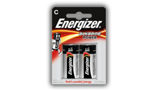 Energizer® Alkaline Power Batterien - C