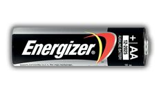 Energizer<sup>®</sup> Alkaline Power - AA