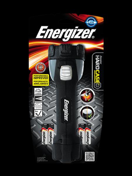 Energizer<sup>&reg;</sup> HardCase 4AA
