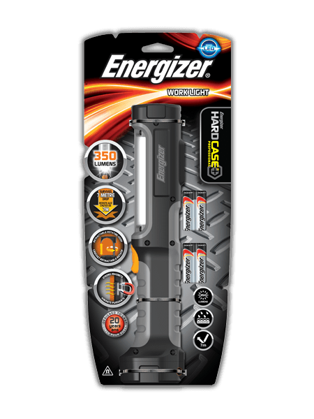 Energizer<sup>&reg;</sup> HardCase Work Light