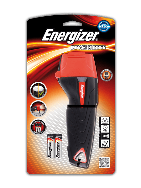 Energizer® Rubber Light 2AAA