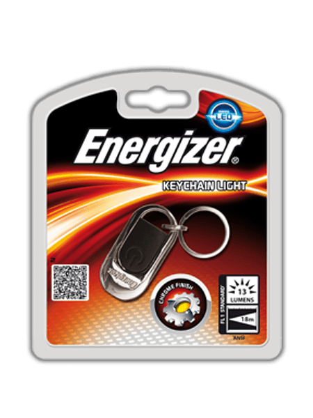 Energizer® Hi-Tech LED Keyring