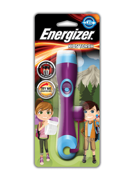 Energizer<sup>®</sup> Kids Torch