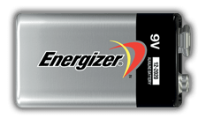 Pilas Energizer® Max - 9V