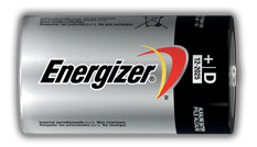 Energizer® Alkaline Power - D