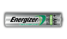Batterie ricaricabili Energizer® Power Plus - AAA