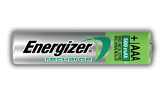 Batterie ricaricabili Energizer® Universal - AAA