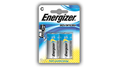 Piles Energizer<sup>®</sup> Advanced - C