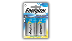 Energizer® Advanced Batterien - D