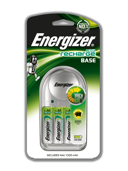 Energizer<sup>®</sup> Base Charger