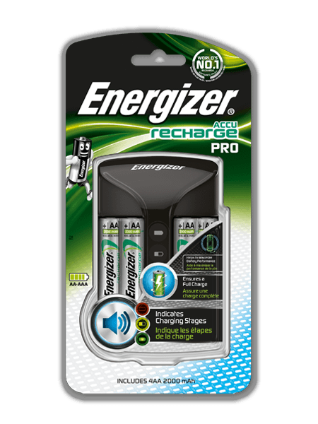 Energizer<sup>&reg;</sup> Pro-charger