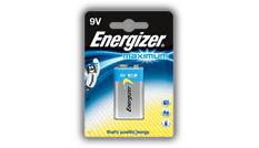 Baterie Energizer® Maximum - 9V